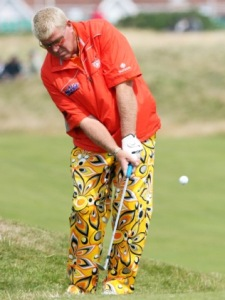 John Daly has been trying to help R. Mallett (US Presswire).