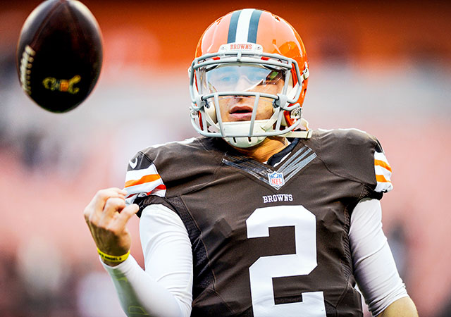 What's next for Johnny Manziel? (USATSI)