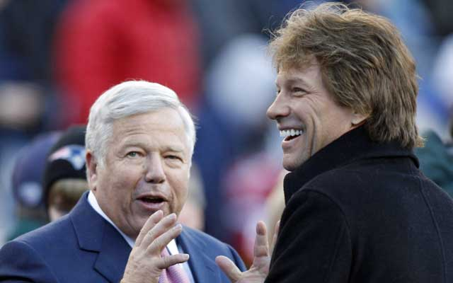 Rocker Jon Bon Jovi was a founder and primary owner of an Arena Football League team.(USATSI)