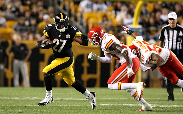 Jonathan Dwyer returned to his familiar Pittsburgh setting this week. (USATSI)