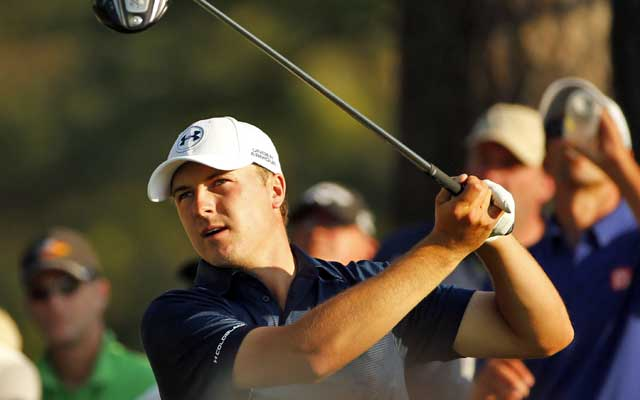 Jordan Spieth could become the youngest Masters winner ever. (USATSI)