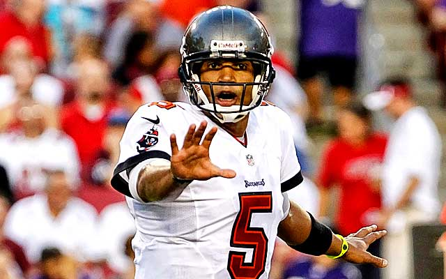 Former first-rounder Josh Freeman is working to get back into the NFL. (USATSI)