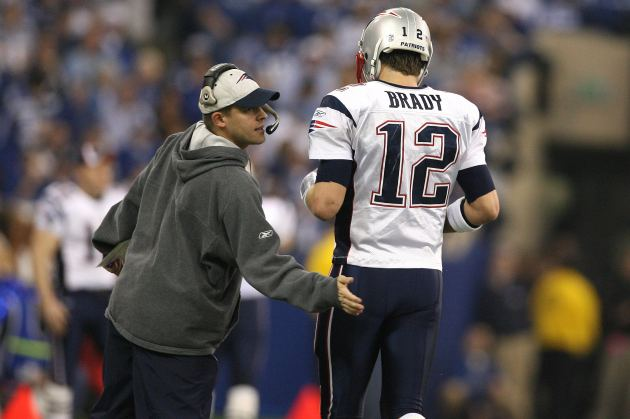 Josh McDaniels will join New England immediately (US Presswire).