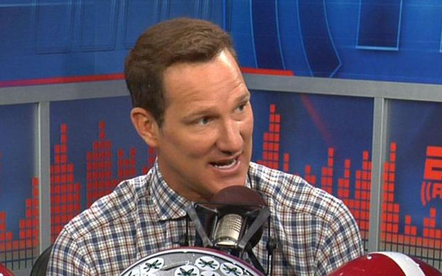 Danny Kanell thinks there is a 'war on football.' (ESPN.com)