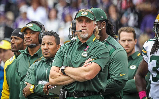 Kevin Greene leaves the Packers after five seasons. (USATSI)
