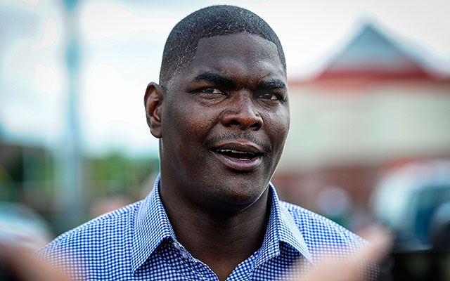 Keyshawn Johnson played 11 NFL seasons before joining ESPN. (USATSI)
