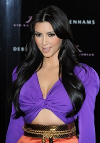 Kim Kardashian has been linked to B. Lockett (Getty).
