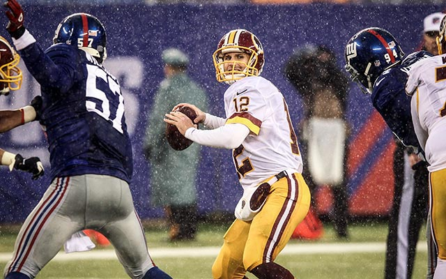 Never say never but the Browns probably won't trade for Kirk Cousins. (USATSI)
