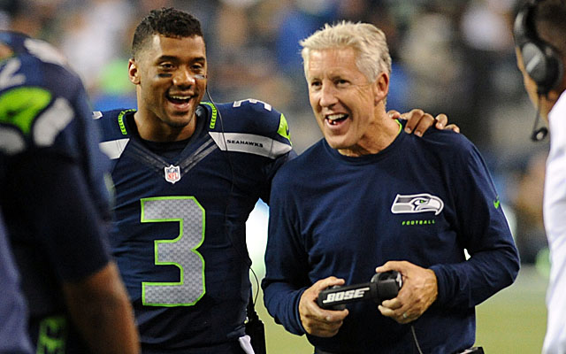 The Seahawks' reign over the NFC West isn't over yet. (USATSI)