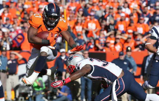 Knowshon Moreno has become a force in Denver's offense. (USATSI)