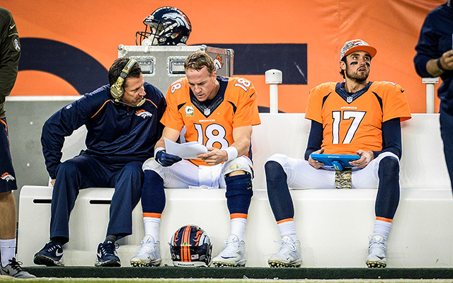 Brock Osweiler reportedly felt like the odd man out in Denver. (USATSI)
