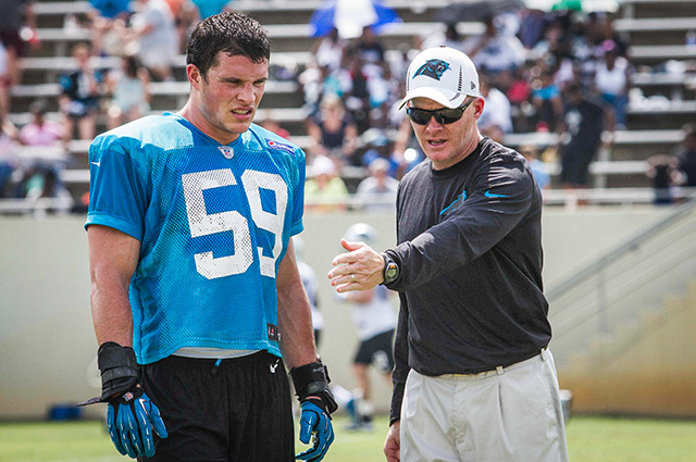 Sean McDermott's defense is one of the NFL's best. (USATSI)