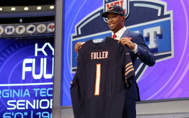 Kyle Fuller agreed to terms six days after he was drafted. (USATSI)