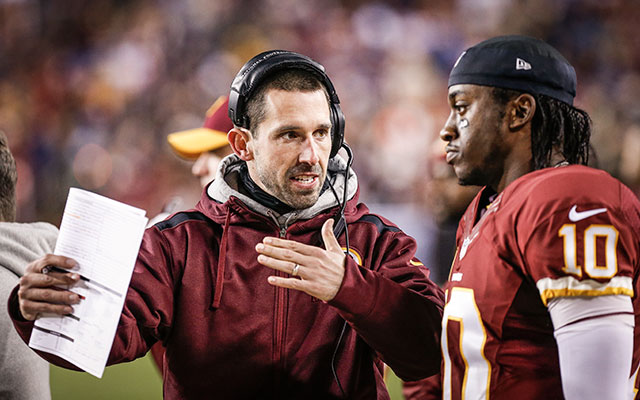 Kyle Shanahan has interviewed for the Miami offensive coordinator job. (USATSI)