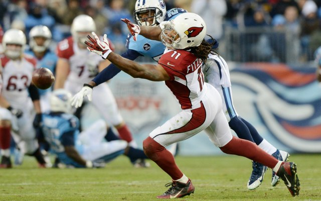 Report: Larry Fitzgerald concussed on late-game special teams play