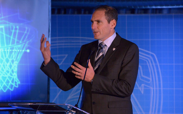 Pac-12 commissioner Larry Scott continues to try and grow the league. (USATSI)