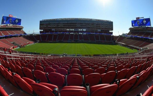 Levi's Stadium is ready for football. (USATSI)