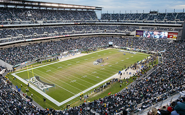 Could the Linc be the site of the big game? (Getty Images)