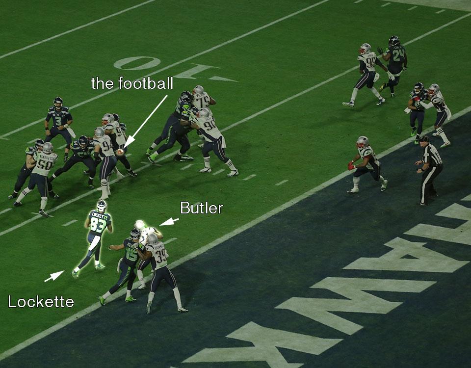 Butler Interception Super Bowl 49