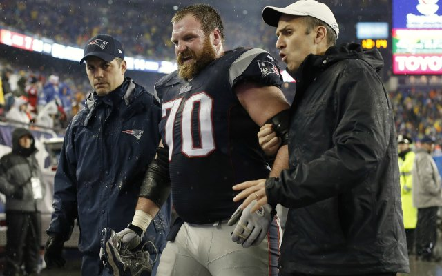 Logan Mankins was uninterested in a paycut in New England. (USATSI)