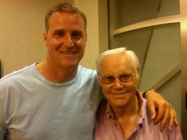 Arizona special teams coach John Lott was cousins with George Jones. (Arizona Cardinals)