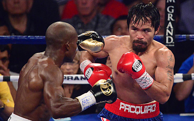 Manny Pacquiao gets his rematch vs  Timothy Bradley on April 12    Manny Pacquiao Vs Timothy Bradley April 12