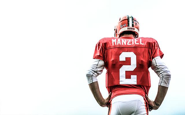 Report: Teammate said Johnny Manziel was a '100 percent joke'