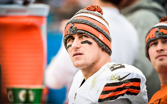 Browns coach: 'There are problems' to address with Johnny Manziel