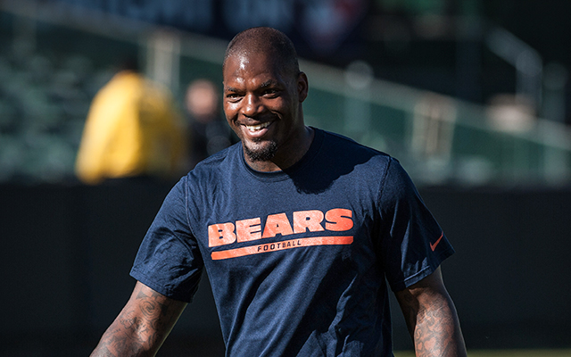 After a six days away from the team, Martellus Bennett rejoins the Bears. (USATSI)