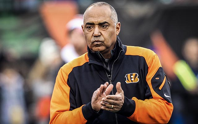 Marvin Lewis has a 90-85-1 record in 11 seasons. (USATSI)