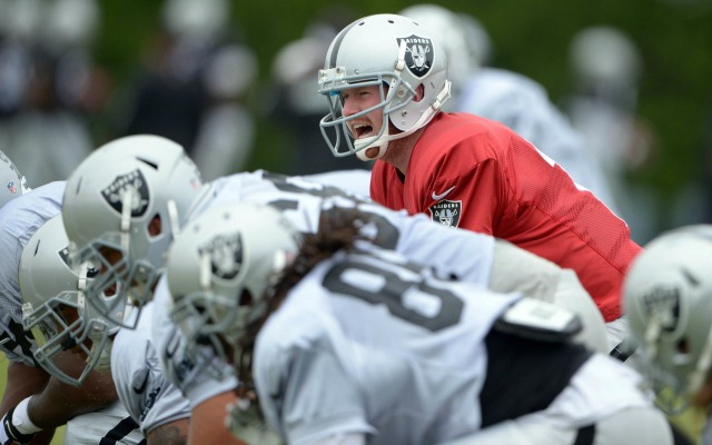 Matt McGloin reportedly could make his starting job permanent. (USATSI)
