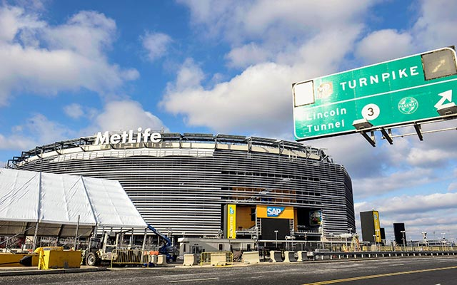 Both NY and NY are cracking down on prostitution rings ahead of the big game. (USATSI)