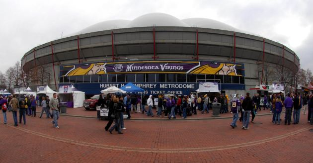 Minnesota's lease with the Metrodome is supposed to end after this season (US Presswire).