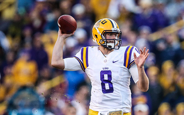 Zach Mettenberger might be a rookie but he's looking to start. (USATSI)
