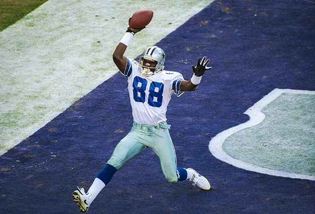 Michael Irvin  Cowboys would ve won 5 Super Bowls with Jimmy Johnson ... 044ffbaeb
