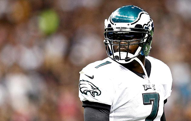 Can Michael Vick be successful as an NFL starter? (USATSI)