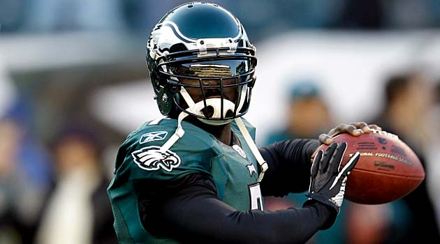Could Michael Vick end up with the Vikings?. (USATSI)