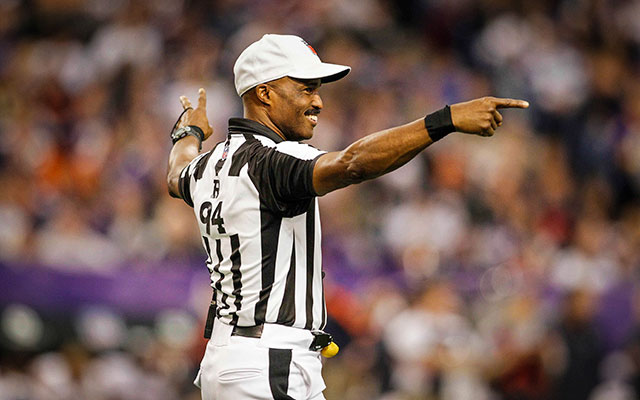 After 24 years as an NFL official, Mike Carey joins CBS Sports. (USATSI)