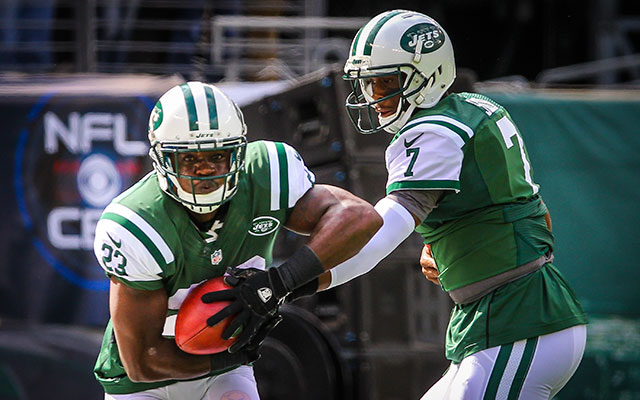 Mike Goodson appears to be a long shot to make the Jets roster. (USATSI)