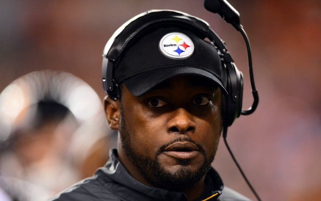 Don't worry, Mike Tomlin. Your team's problems are about to be solved. (USATSI)