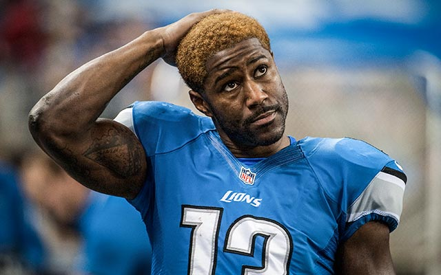 Lions part ways with Nate Burleson after four seasons. (USATSI)