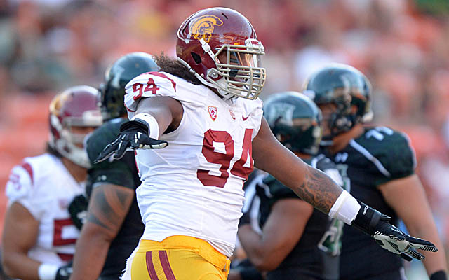 Leonard Williams is the top-ranked 2015 DE prospect, for now. (USATSI)