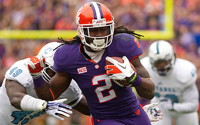 Sammy Watkins to Oakland? It could happen. (USATSI)