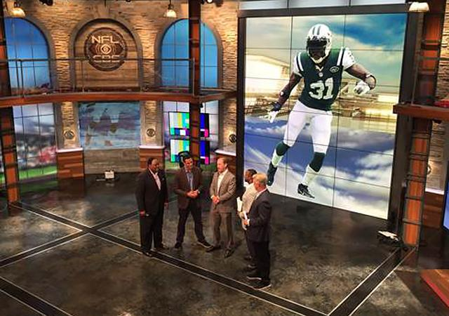 CBS Sports' 'The NFL Today' enters its 48th season. (CBS Sports)