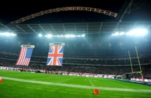 The NFL says it wants to hold two games in London next year (US Presswire).