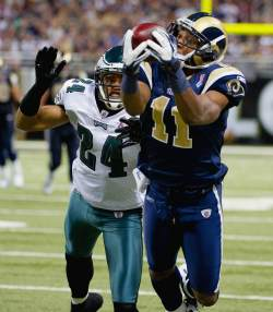 N. Asomugha has found himself struggling this season (US Presswire).