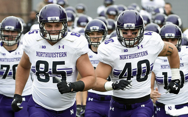The NLRB ruled that Northwestern players will not be allowed to unionize. (USATSI)