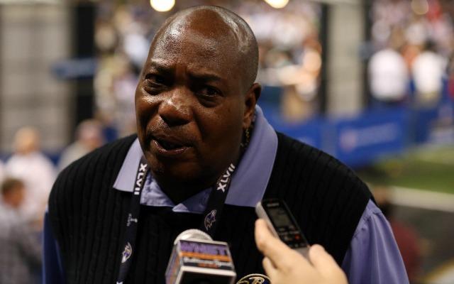 Ravens GM Ozzie Newsome hasn't spoken to Ray Rice yet. (USATSI)