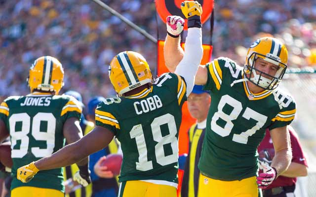 Can the Pack hang on to Jones, Cobb and Nelson? (USATSI)