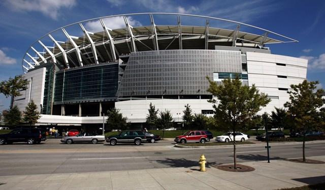 Paul Brown Stadium has been the source of controversy in Cincinnati (Getty).